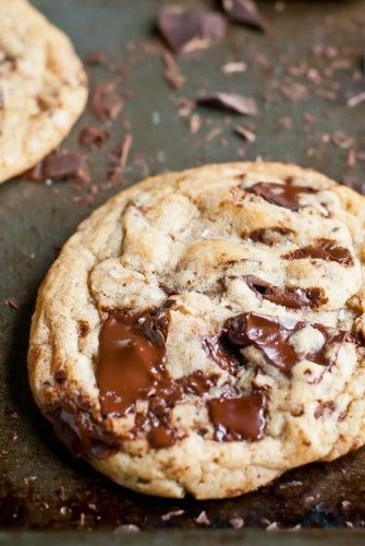 Giant Bakery Style Chocolate Chunk Cookies
