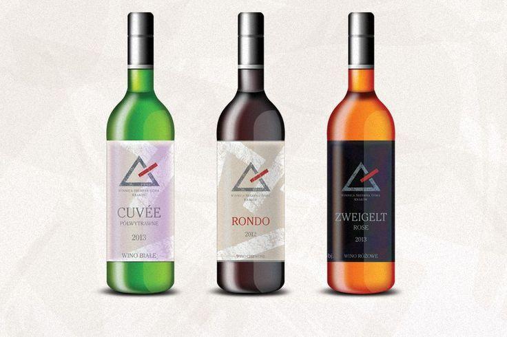 Wina ze Srebrnej Góry w Krakowie #wine #Krakow #Cracow