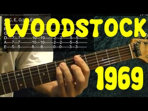 105 best Classic Rock Guitar Lessons images on Pinterest ...