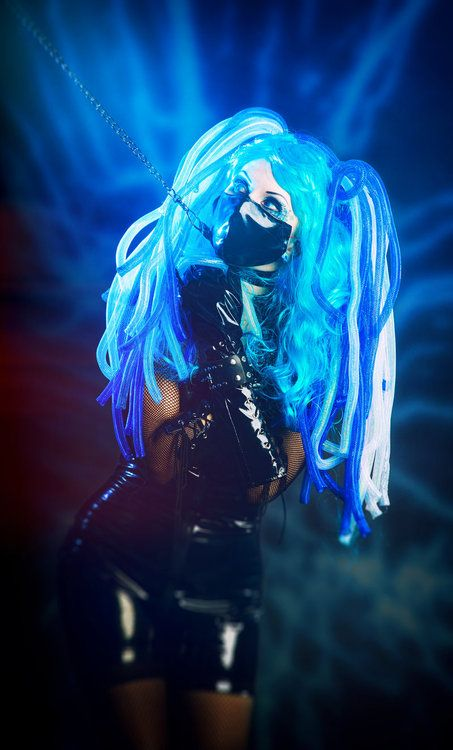 CYBERGOTHIC                     WHAT IS CYBER GOTHIC?     Cybergoth is a subculture that derives from   elements of cyberpunk, goth, ra...