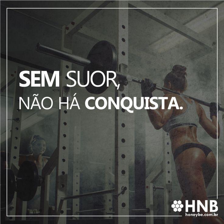Motivação Fitness - www.honeybe.com.br                                                                                                                                                                                 Mais