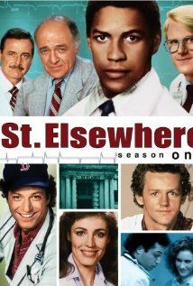 St. Elsewhere is an American medical drama television series that originally ran on NBC from October 26, 1982 to May 25, 1988. The series is set at fictional St. Eligius, a decaying urban teaching hospital in Boston's South End neighborhood.