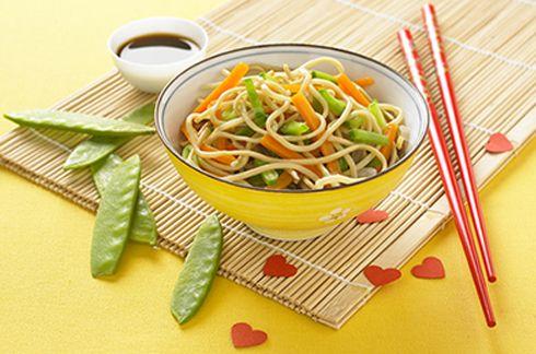 Recette bébé nouilles chinoises #babymoov #nutribaby #recipe #babyfood