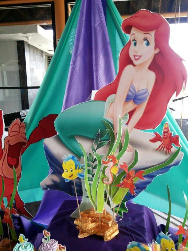 Acsesoris with little mermaid