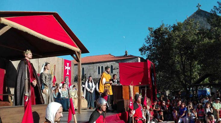 In 12e eeuw bood klooster onderdak aan passerende pelgrims. Nu: jaarlijks middeleeuws festival van 4 dagen. Wat is er te zien en te proeven?