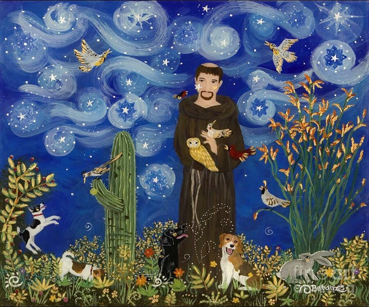 the way of st francis pdf