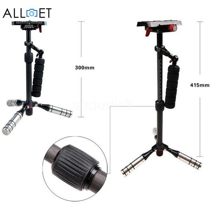87.80$  Watch here - Light Weight Portable Carbon Fiber Stabilizer Monopod For Camcorder DV Camera DSLR Photography Accessories  #aliexpress