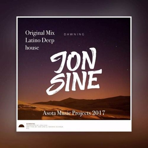John Sin Remix Dawing by Asota Music Projects 2017 Funky latino Groove by AsotaMusic Production official  Artist on SoundCloud