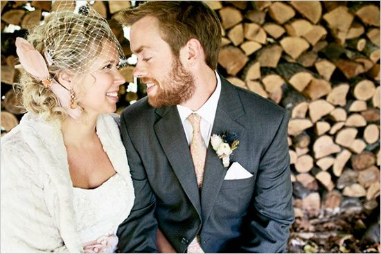 bird cage wedding veil #wedding #veil #birdcage http://www.weddingchicks.com/