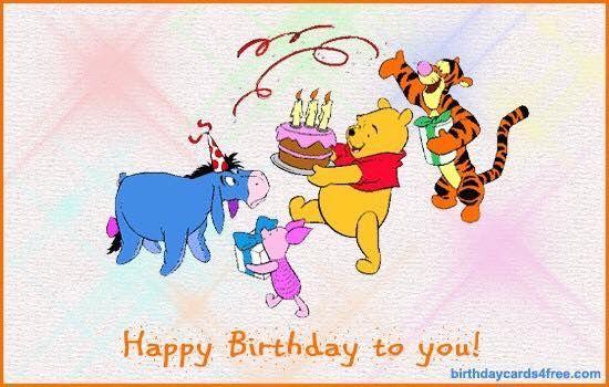 11 Best Birthday Wishes Images By Beth Swan On Pinterest Birthdays