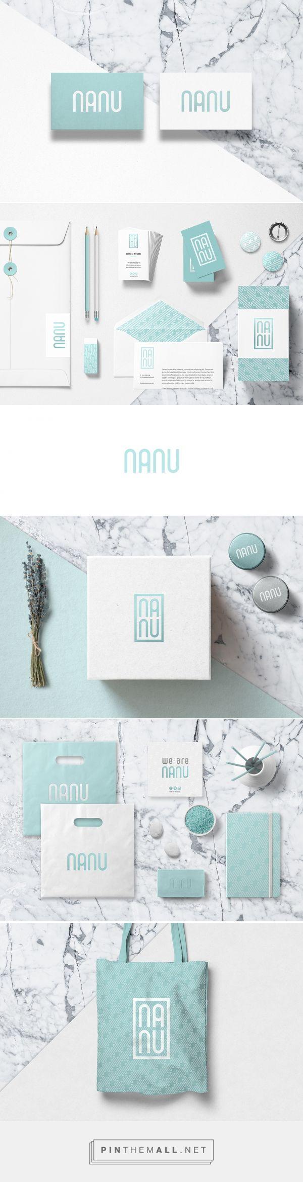 NaNu Branding by Damla Ilicak