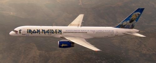 Maiden Force One