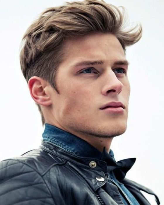 Hairstyle matter means a lot in showing any man's personality. So it is important to pay a special look while making hairstyle for a man. There are available men's hairstyle ideas that you find in gents parlor also in the great resource of course web. Bu