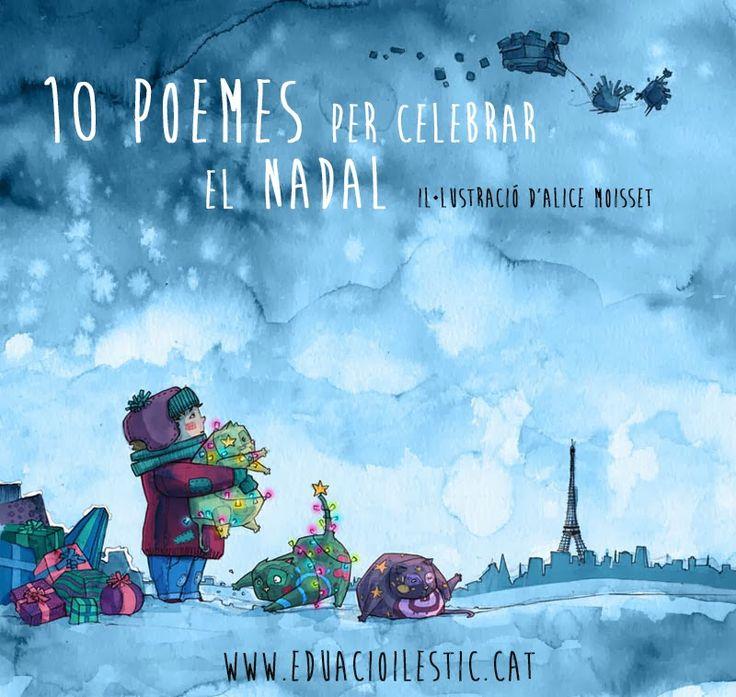 Educació i les TIC: 10 poemes per celebrar el Nadal