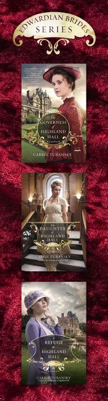 Take me away to England! The Governess of Highland Hall The Daughter of Highland Hall A Refuge at Highland Hall