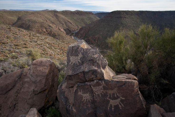 Phoenix, Arizona - Agua Fria NM, photo by mypubliclands on Flickr