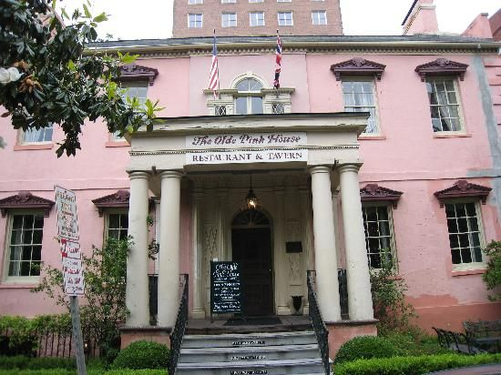 The Olde Pink House - Savannah, GA  Perfect atmosphere to feel like a southern bell, not to mention the perfect little piano bar.