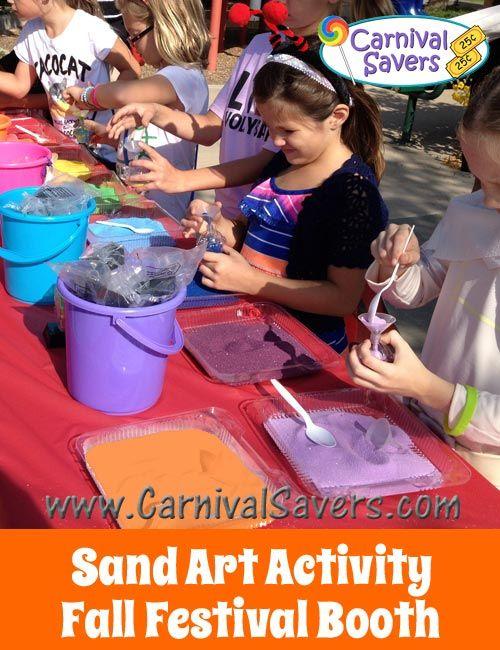 Fall Festival Ideas - Free Fall Carnival Games Ideas Too!
