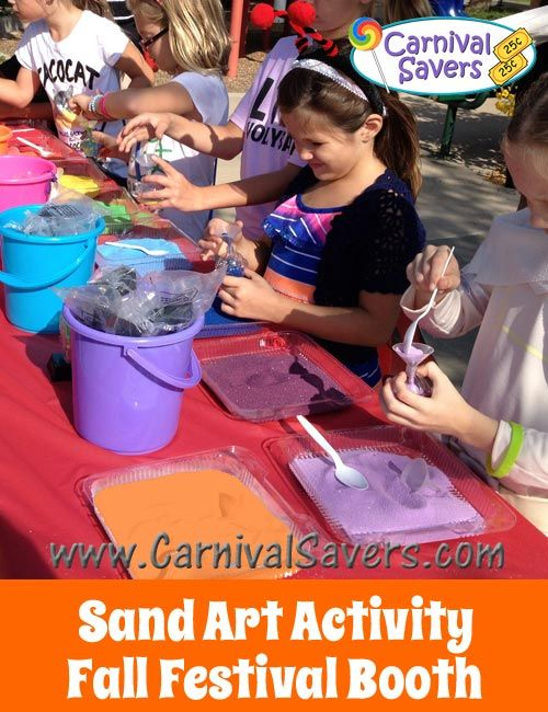 Fall Festival Ideas - Free Fall Carnival Games Ideas Too!