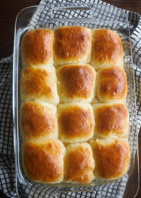These easy soft yeast rolls can be made ahead and refrigerated until you are ready to bake and serve. They result in tender, fluffy, chewy and buttery rolls!  Every time a big holiday meal is…