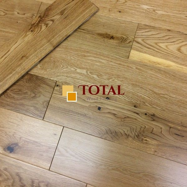 Engineered One Strip Oak 150 X 14 X 3mm With 144mm Skirting Chamfered By Criterion Flooring Engineered Oak Oak Flooring