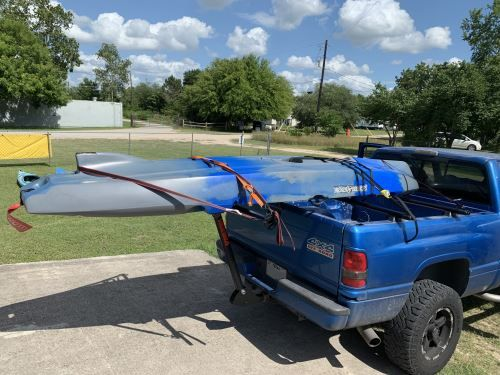 2015 Ford F 250 Super Duty Roof Rack Yakima In 2020 Roof Rack F250 Truck Bed