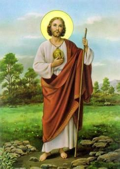 Oração, Prece, Súplica, Pedido a São Judas Tadeu, por casos desesperados, Novena.
