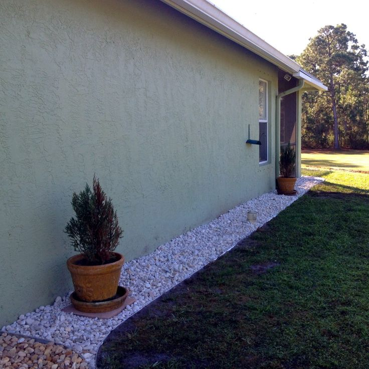 Low Maintenance Rock Landscaping in Melbourne and Vero ...