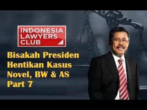 ILC 11 Februari 2016 Bisakah Presiden Hentikan Kasus Novel, BW & AS Part 7
