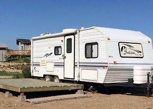 1999 Salem Lite camper $8500