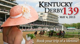 Attention Aussies: 2013 Kentucky Derby Tour Fast Approaching ...