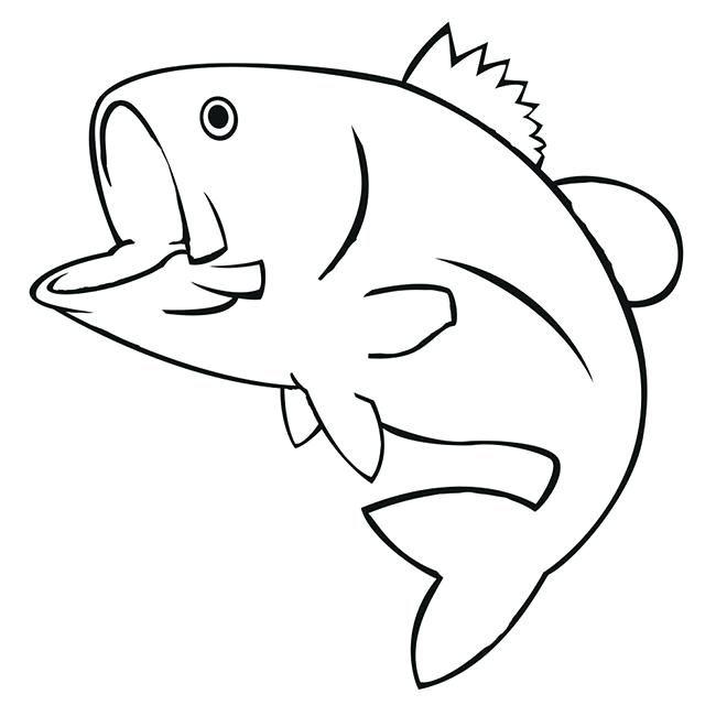 photograph about Fish Cutouts Free Printable called Pin upon Church