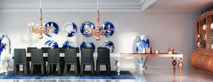 Marcel Wanders | interiors & building projects | Private Residence Taipei