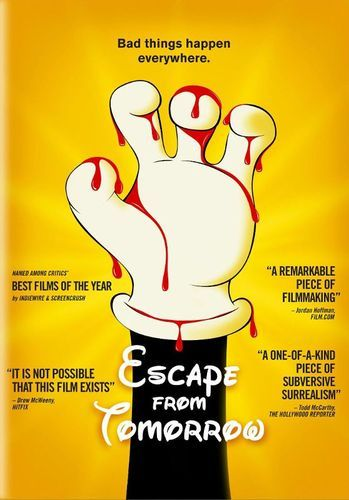 Escape from Tomorrow [DVD] [2013]