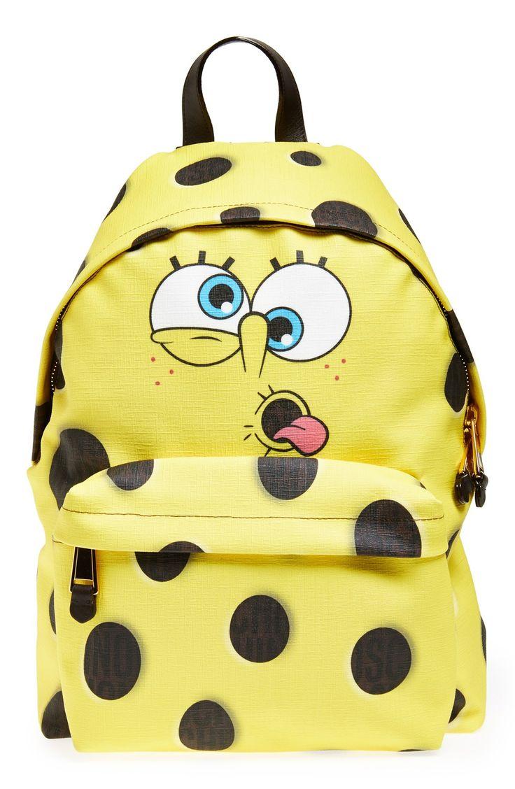 Moschino Spongebob Purse