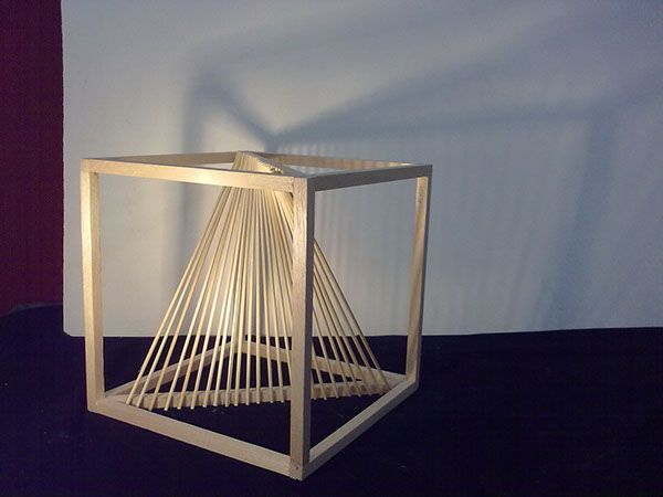 MODELS - Wooden structures on Behance