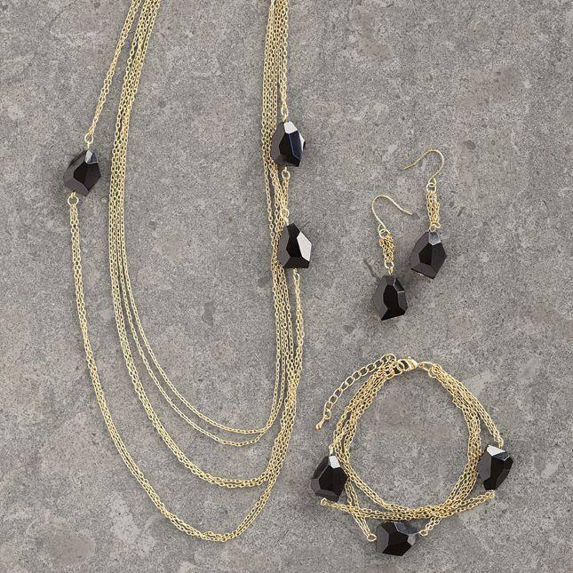 Crystal & Chain narukvica #oriflame