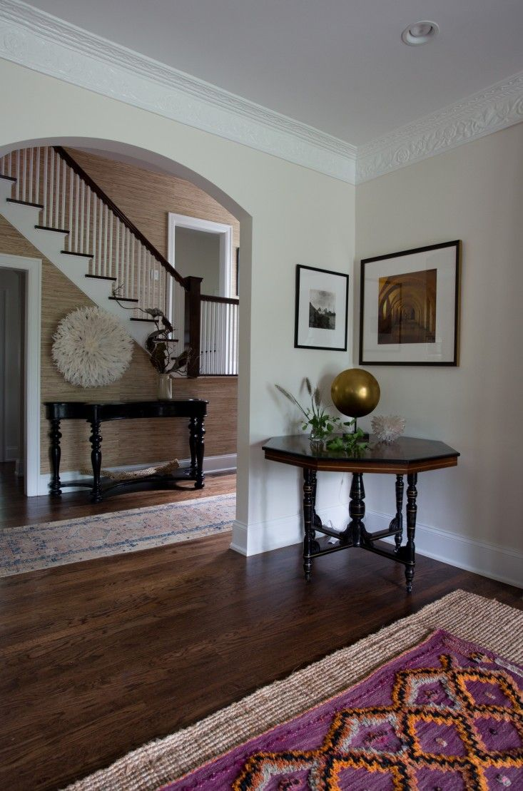 Pattern Language A Textiles Enthusiast At Home In Ann Arbor House Tours Design Firms And