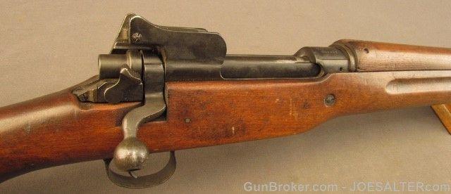 Ww2 Us Model 1917 Enfield Rifle By Eddystone