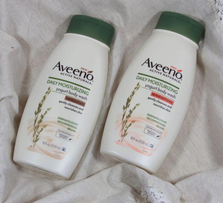 Aveeno Yogurt Body Wash Review