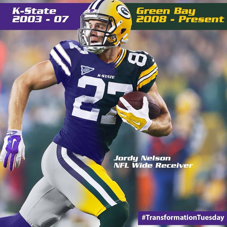 Jordy Nelson my favorite packer player and Rodgers