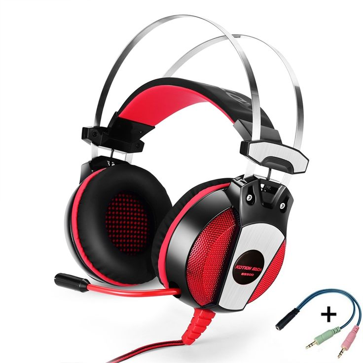 23.69$  Watch now - http://ali8y8.shopchina.info/go.php?t=32681684087 - KOTION EACH 3.5mm Gaming Headset Stereo Bass Headphone with mic for computer xbox one ps4 playstation 4 Laptop pc gamer  #aliexpresschina