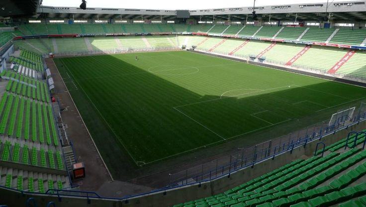 Le stade d'Ornano - http://www.unidivers.fr/rennes/le-stade-dornano/ -  -  14000, 2016-03-10, caen, jeudi 10 mars 2016, Le stade d'Ornano, Office de tourisme de Caen, visites