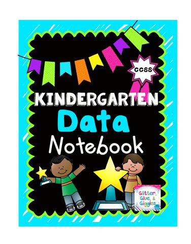 My Kindergarten Data Notebook  is one of my best sellers on TpT and also the resource that I receive the most questions/comments about.  I...