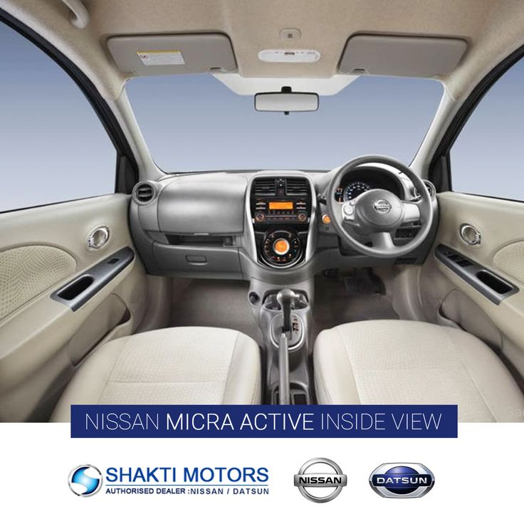 #Nissan #MicraActive From Inside - Shakti Nissan For More: https://goo.gl/WGn8SC #NissanMicra #CityCars #NewCars