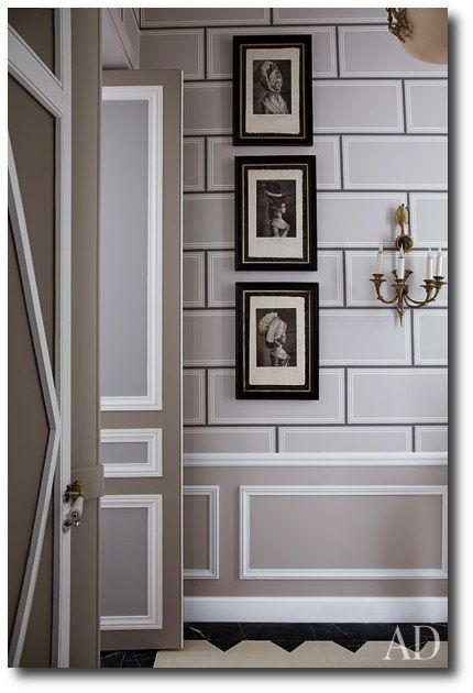 Decorator Jean-Louis Deniot- French Interiors, French Furniture, Paint Finishes, French Paneling, French Chairs