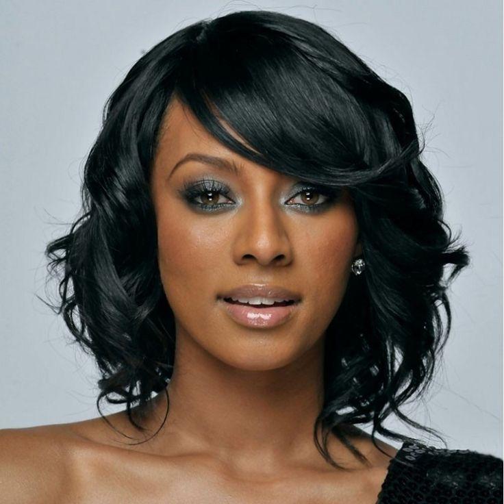 3色短いカーリー人工毛かつら、女性黒/ブロンド髪かつら、アフロアメリカン女性の自然髪かつら黒人女性