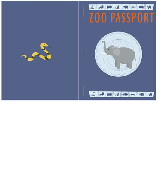 San Diego Zoo Passport- great for kids to look for animals at the zoo. FREE!