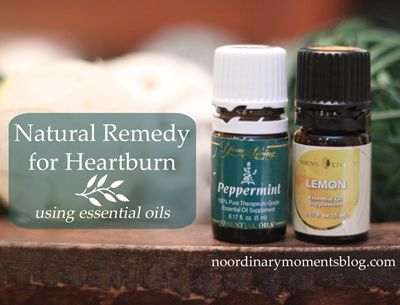Natural remedy for heartburn using essential oils.   Anybody interested in purchasing the oils or learning more can email me at siegel_m@bellsouth.net. I would be more than happy to help!  Or check out the products and order at   https://www.youngliving.com/signup/?site=US=1483454=1483454 Or check out their main website at www.youngliving.com