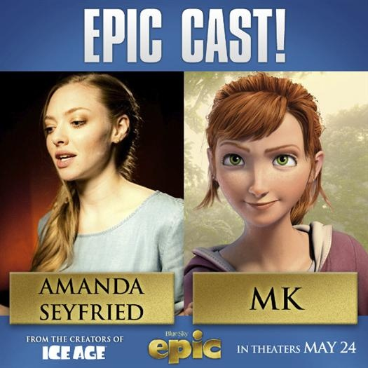 EPIC Cast Cards Matched With Characters! See The Cast Of